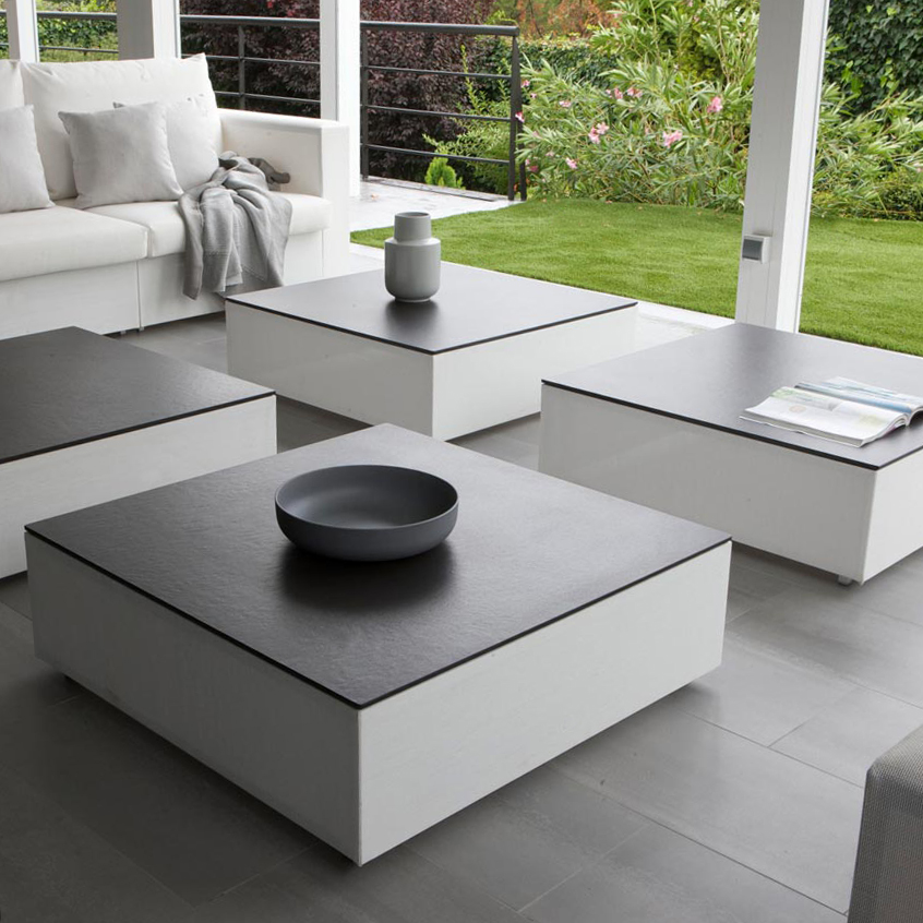 Mesa de jardin coleccion chilled