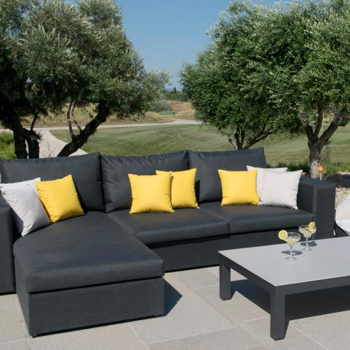 Sofa modular de exterior Big Chilled