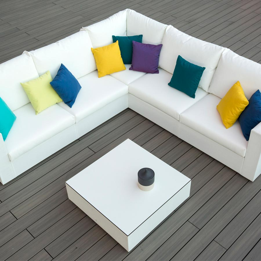 Sofa para exterior collecci¢n chilled